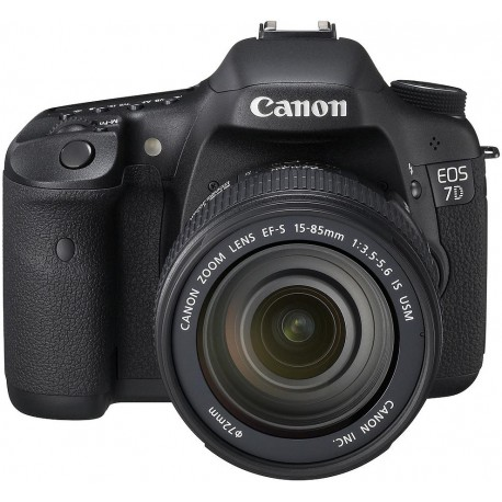 Canon EOS 7D + 15-85mm IS USM Kit