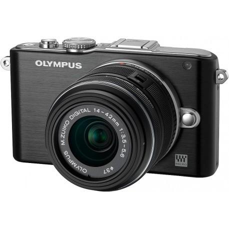 Olympus PEN Lite E-PL3 + 14-42mm Kit, must