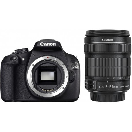 Canon EOS 1200D + 18-135mm IS STM Kit
