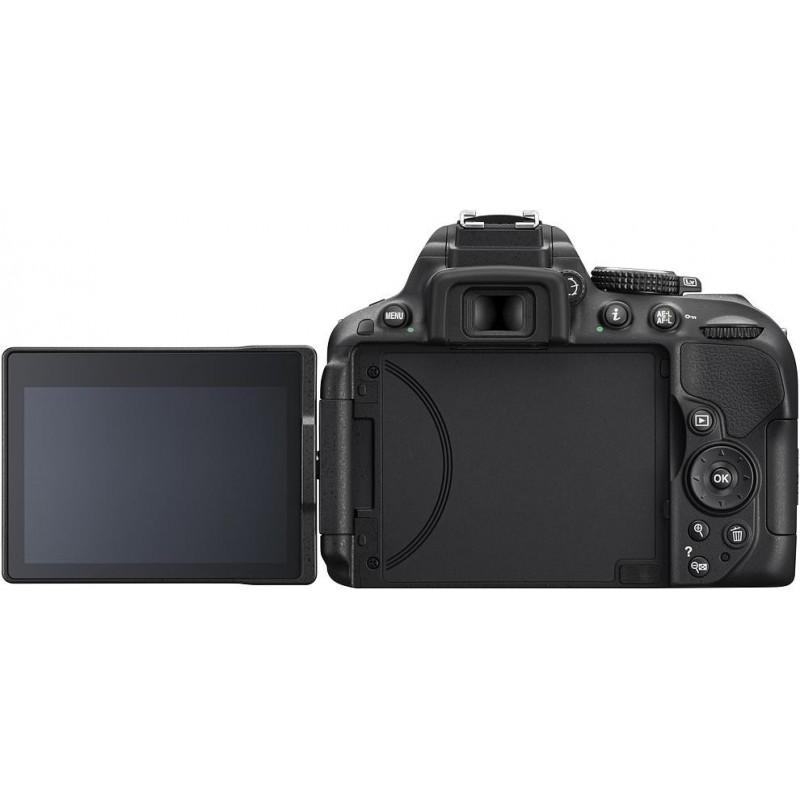 Nikon D5300 + Tamron 18-200VC