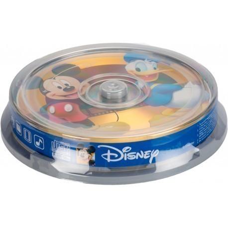 Disney CD-R 700MB 52x Mickey & Donald 10tk tornis