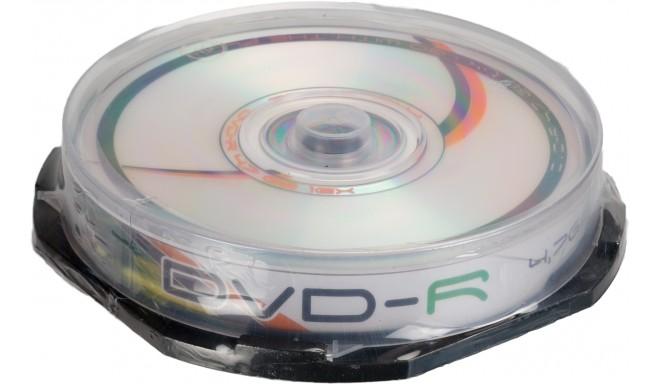Omega Freestyle DVD-R 4,7GB 16x 10+2tk tornis