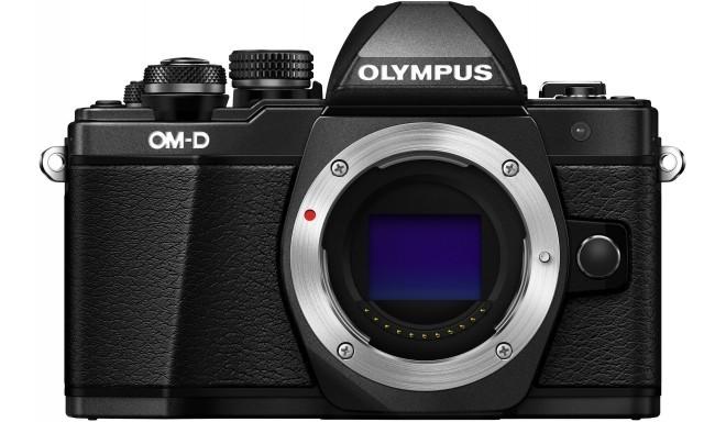 Olympus OM-D E-M10 Mark II  korpuss, melns