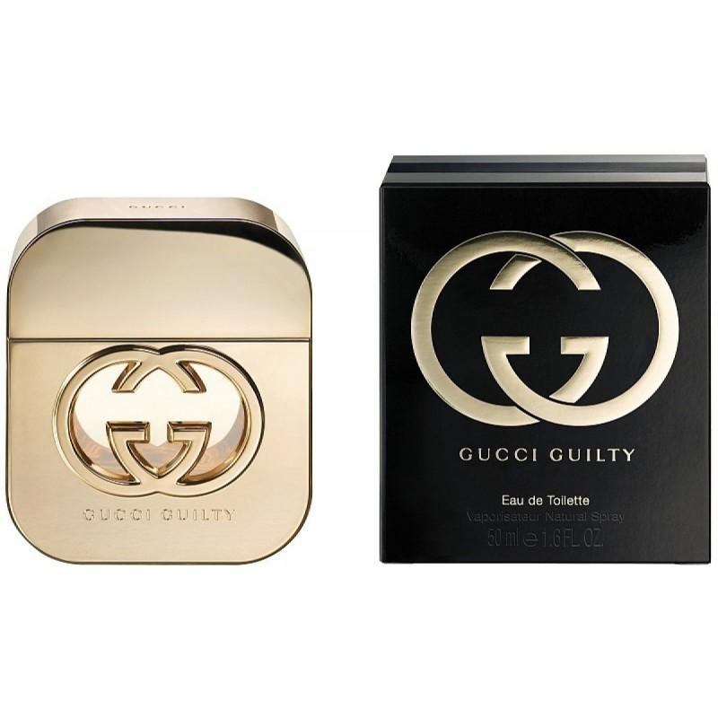 ac8249138 Gucci Guilty Pour Femme Eau de Toilette 50ml - Perfumes & fragrances ...