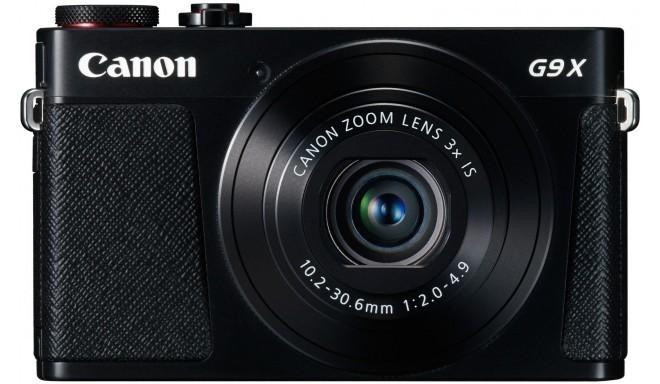 Canon PowerShot G9 X, must