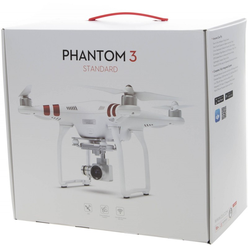 dji phantom 3 standard kit drones photopoint. Black Bedroom Furniture Sets. Home Design Ideas