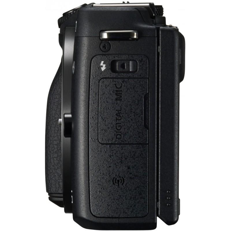 canon eos m3 body black mirrorless cameras photopoint. Black Bedroom Furniture Sets. Home Design Ideas