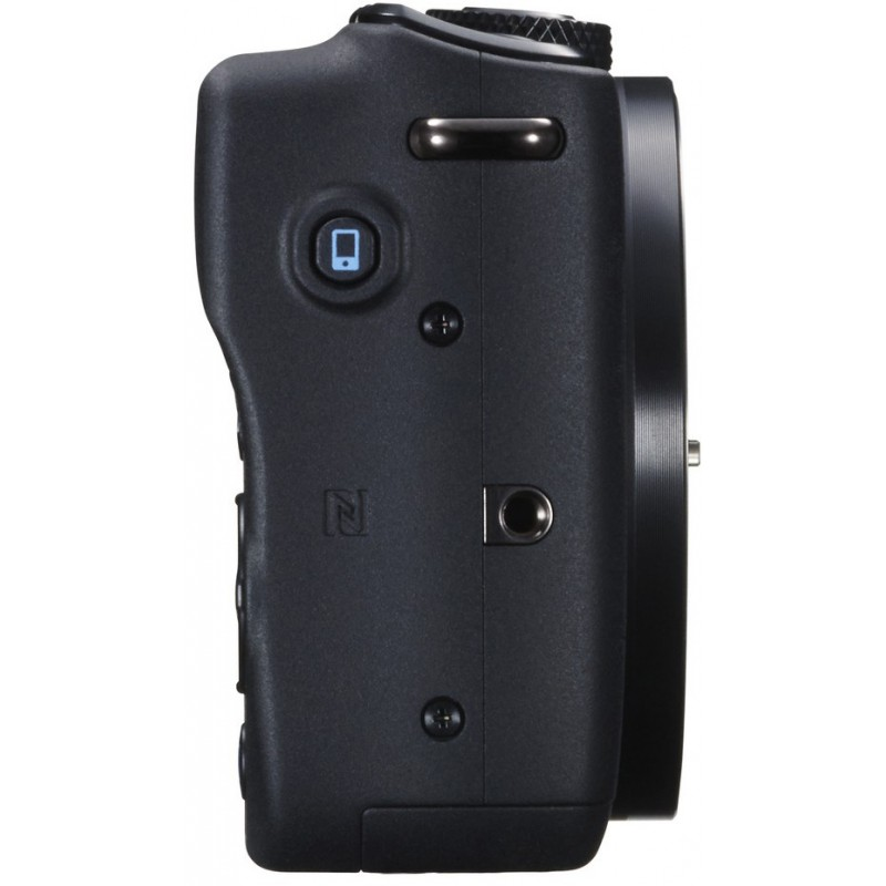 Canon EOS M10 + Tamron 18-200mm VC, black