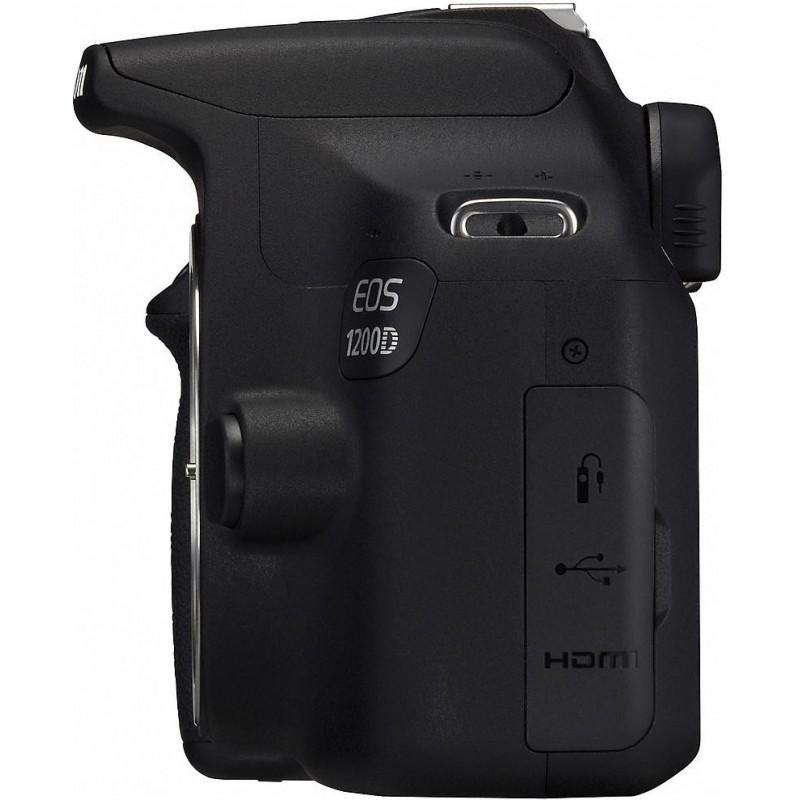 Canon EOS 1200D + Tamron 18-200mm VC