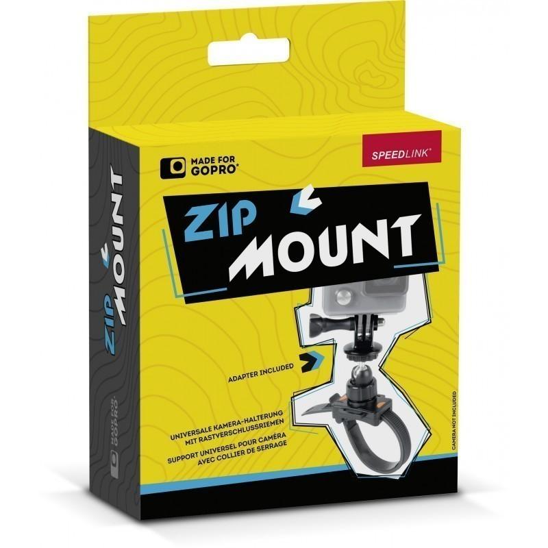 Speedlink GoPro Zip kinnitus (SL-210002-BK)