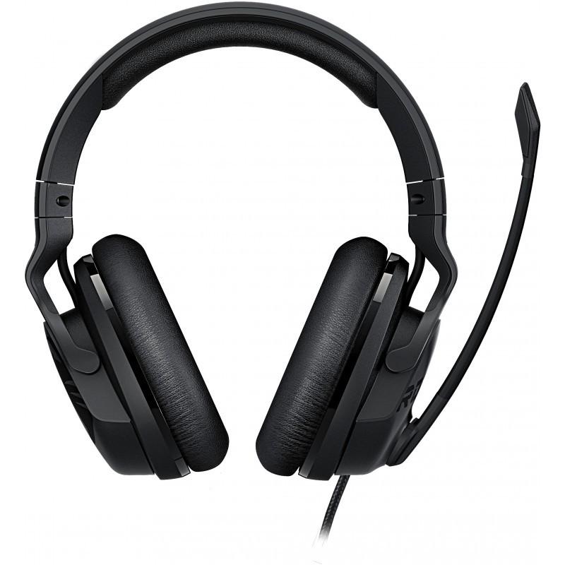 Roccat kõrvaklapid + mikrofon Khan Aimo, must (ROC-14-800)