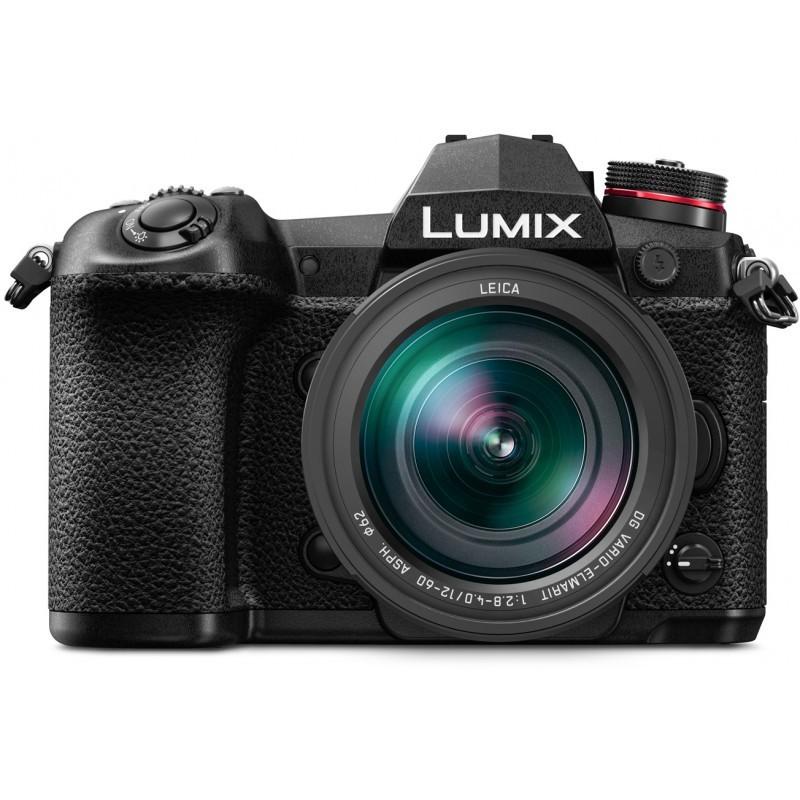 Panasonic Lumix DC-G9 + 12-60mm f/2.8-4.0 Kit