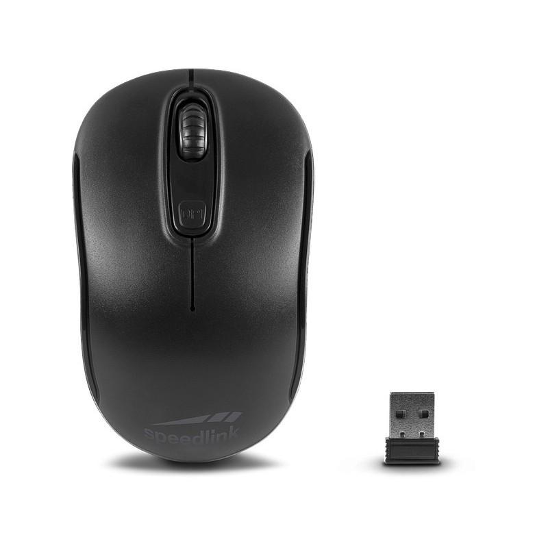 Speedlink mouse Ceptica Wireless, black (SL-630013-BKBK)