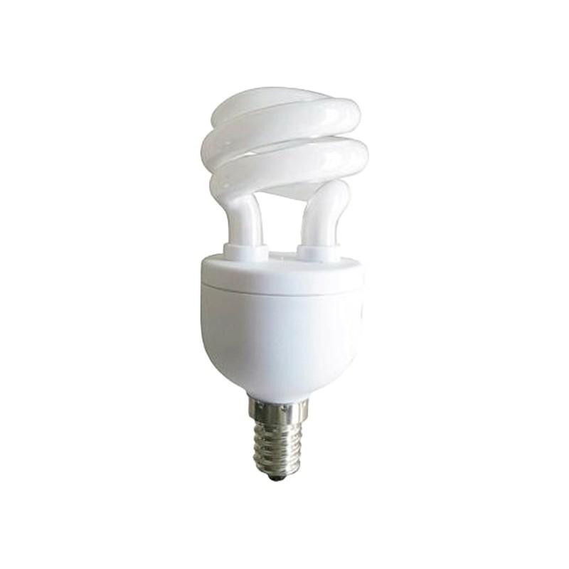 Panasonic enerģijas taupīšanas spuldze EFD5E27HDE14E Spiral 5W