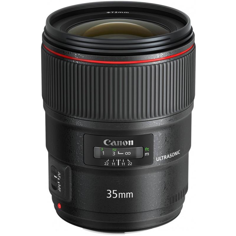 Canon EF 35mm f/1.4L II USM objektiiv