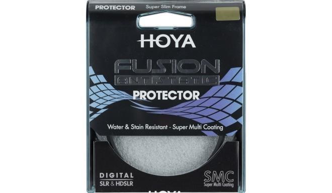 Hoya защитный фильтр Protector Fusion Antistatic 58мм