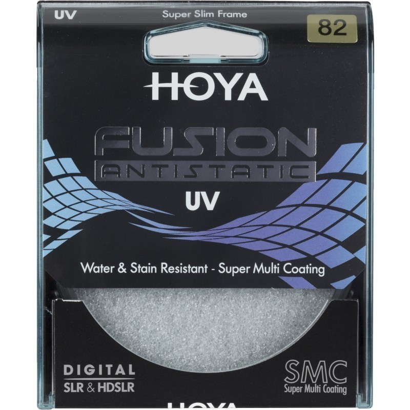 Hoya filter UV Fusion Antistatic 82mm
