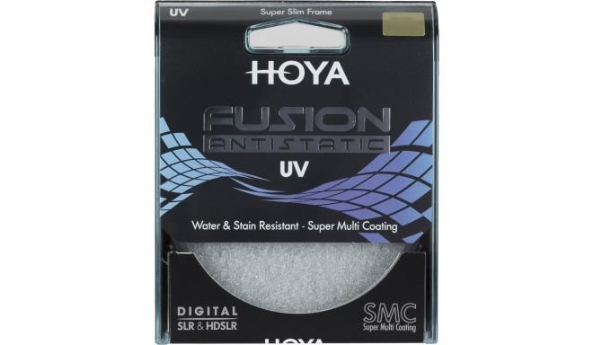 Hoya фильтр UV Fusion Antistatic 72мм