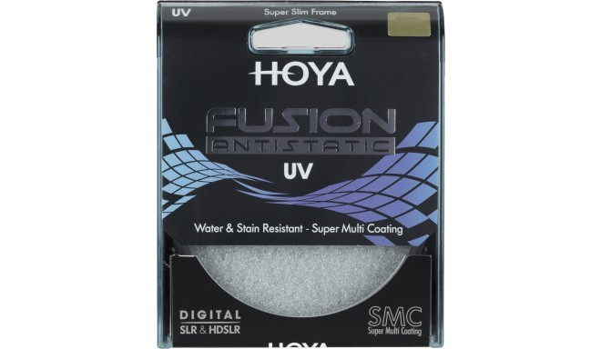 Hoya фильтр UV Fusion Antistatic 62мм