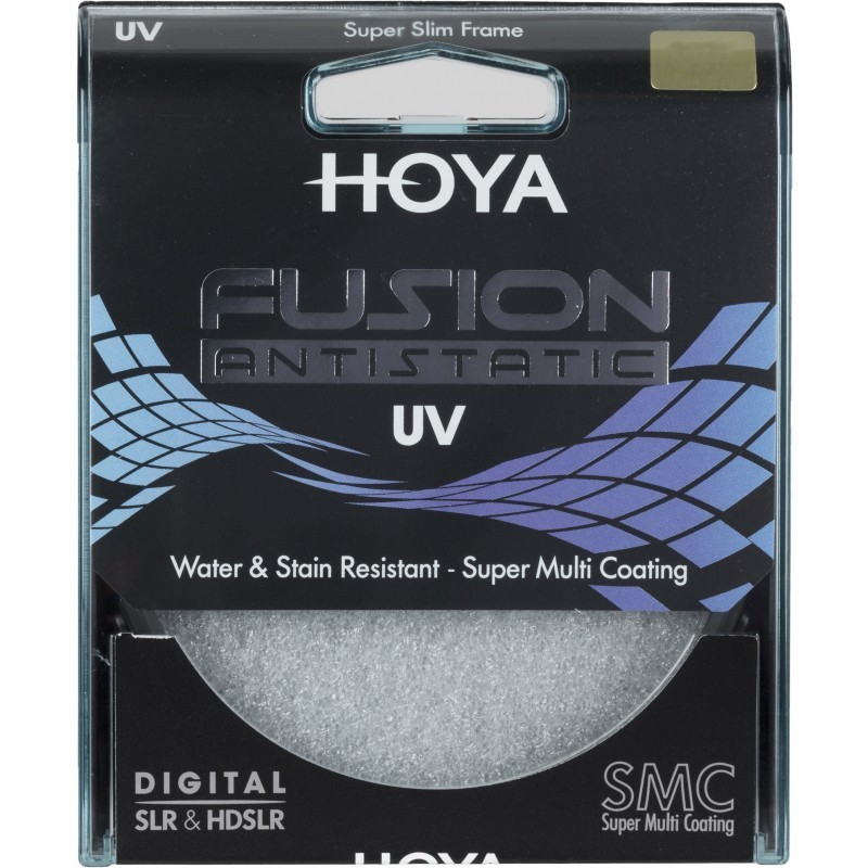 Hoya filter UV Fusion Antistatic 62mm