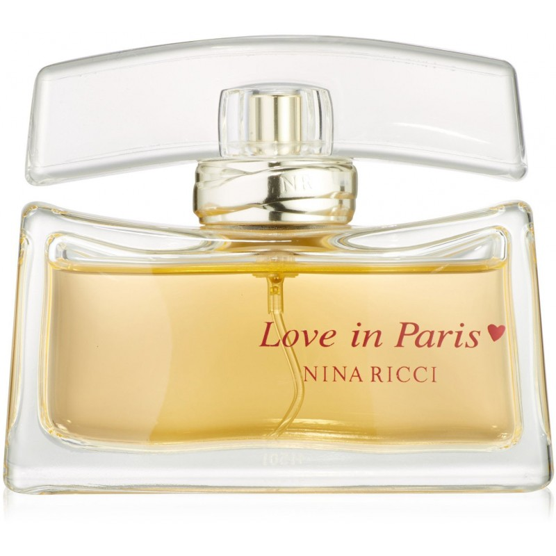 nina ricci love in paris pour femme eau de parfum 50ml. Black Bedroom Furniture Sets. Home Design Ideas
