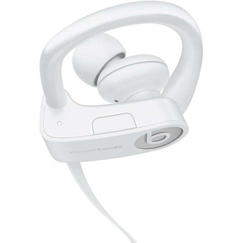 Beats kõrvaklapid + mikrofon Powerbeats3, valge