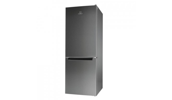 Indesit refrigerator LR6S1X 158cm
