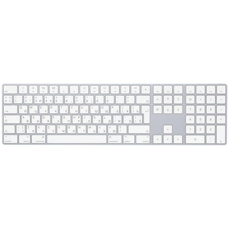 Apple keyboard + numeric keypad Magic RUS