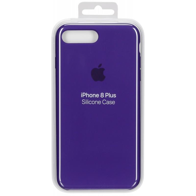 new arrivals 45f91 23fd8 Apple iPhone 8 Plus / 7 Plus Silicone Case Ultra Violet
