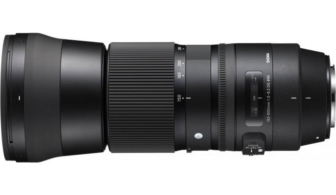 Sigma 150-600mm f/5-6.3 DG OS HSM Contemporary objektiiv Nikonile