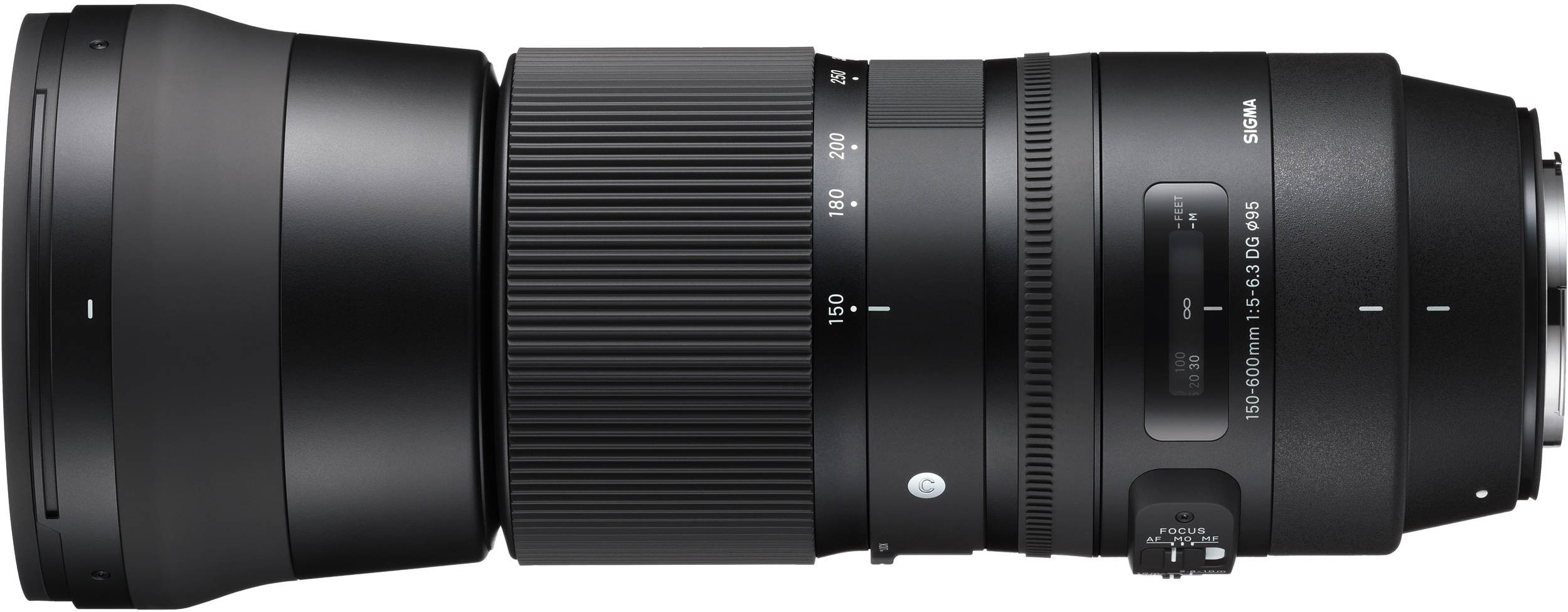 Sigma 150-600mm f/5-6.3 DG OS HSM Contem..