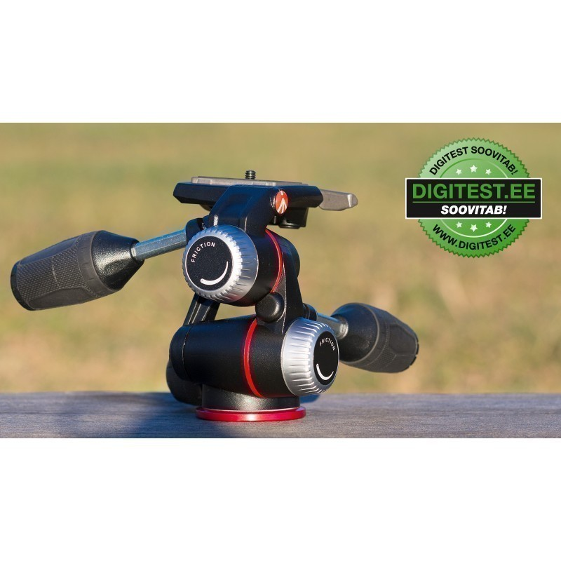 Manfrotto 3-way head MHXPRO-3W