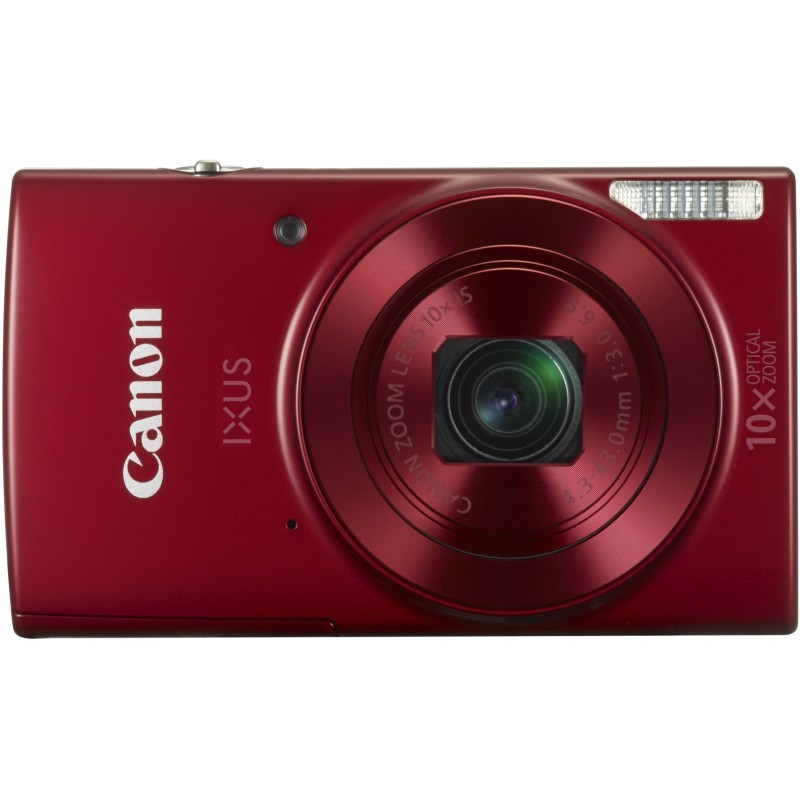 Canon Digital Ixus 180, красный