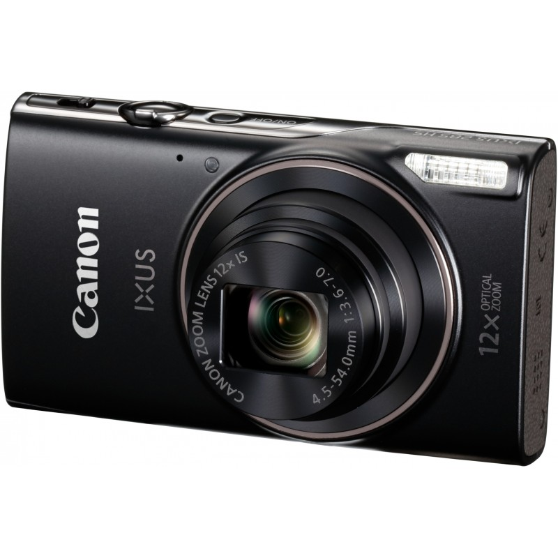 Canon Digital Ixus 285 HS, must