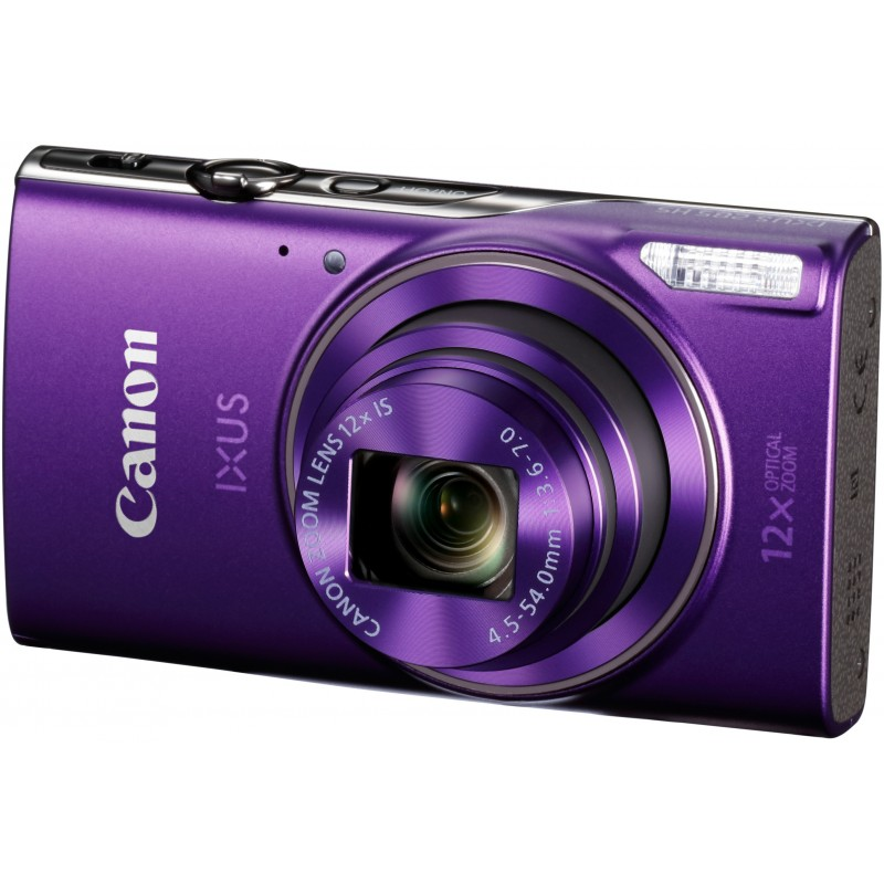 Canon Digital Ixus 285 HS, purple