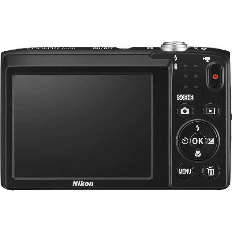 Nikon Coolpix A100, must