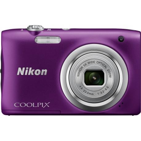 Nikon Coolpix A100, purple