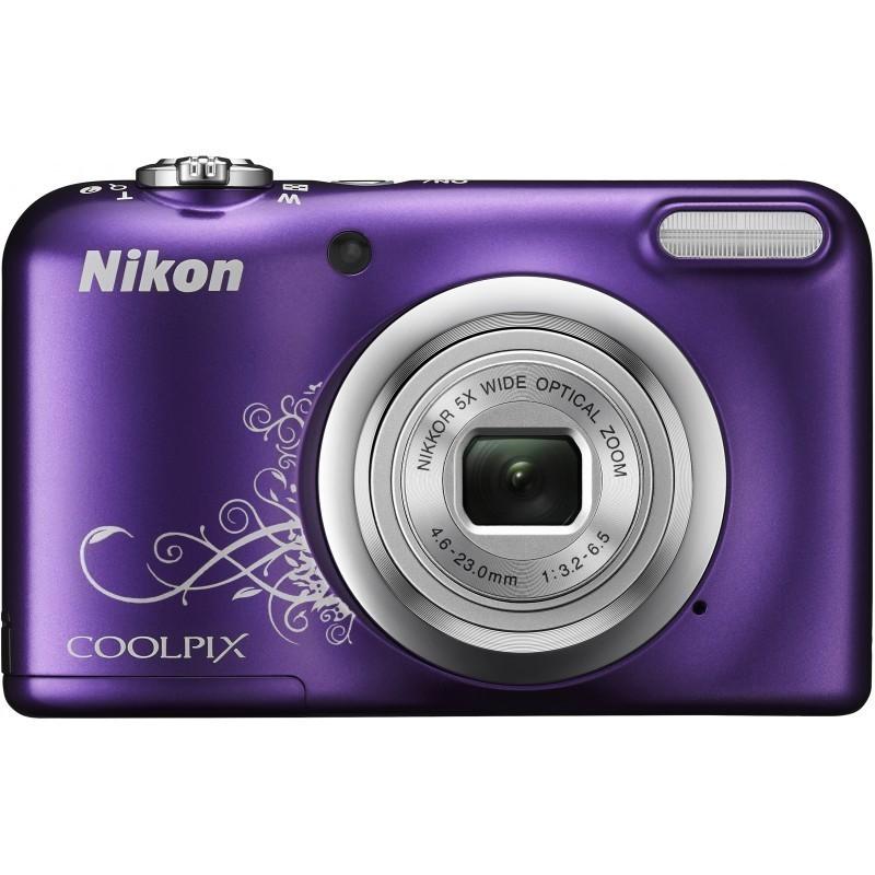 Nikon Coolpix A10, Lineart lilla