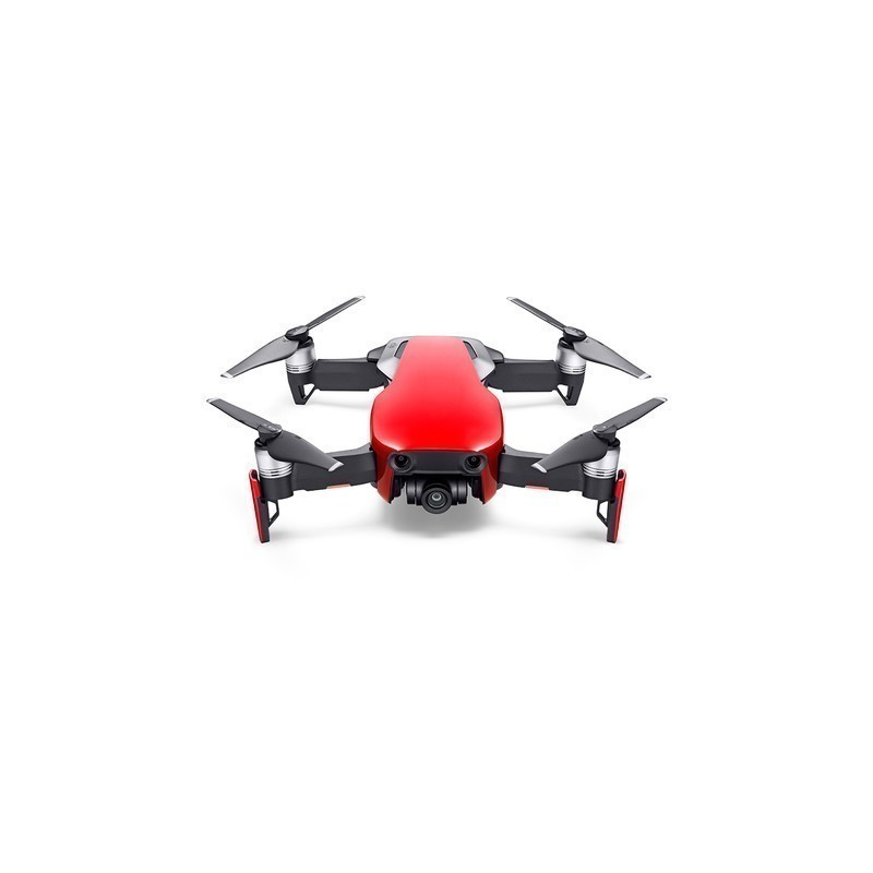 DJI Mavic Air, flame красный