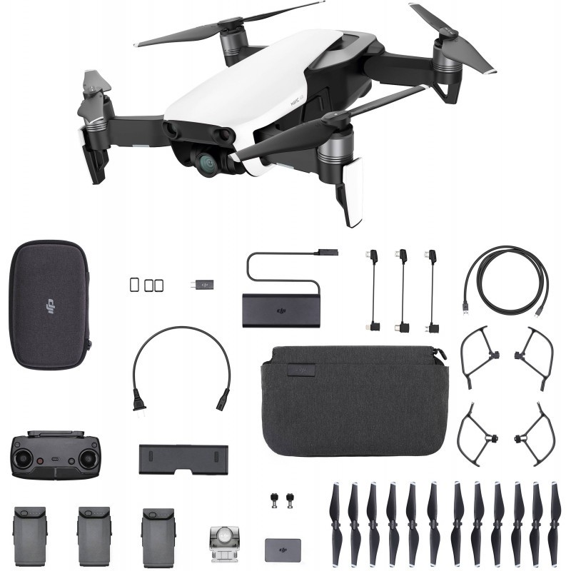 DJI Mavic Air Fly More Combo, arctic white