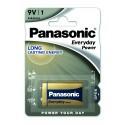 Panasonic battery 6LR61EPS/1B 9V