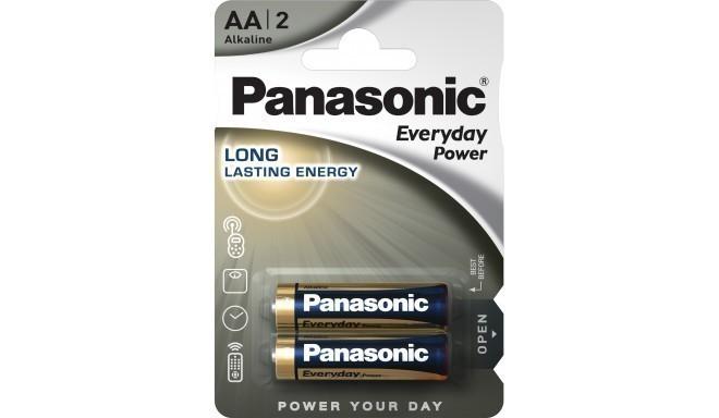 Panasonic Everyday Power baterija LR6EPS/2B