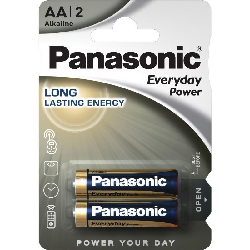 Panasonic baterija LR6EPS/2B
