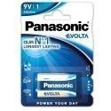 Panasonic patarei 6LR61EGE/1B 9V