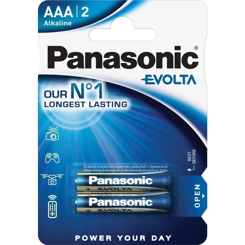 Panasonic patarei LR03EGE/2B