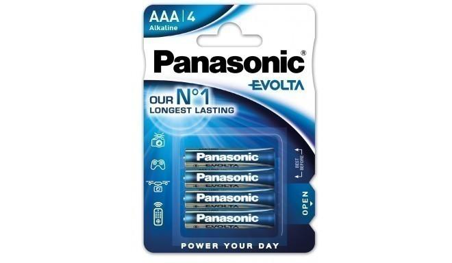 Panasonic Evolta patarei LR03EGE/4B