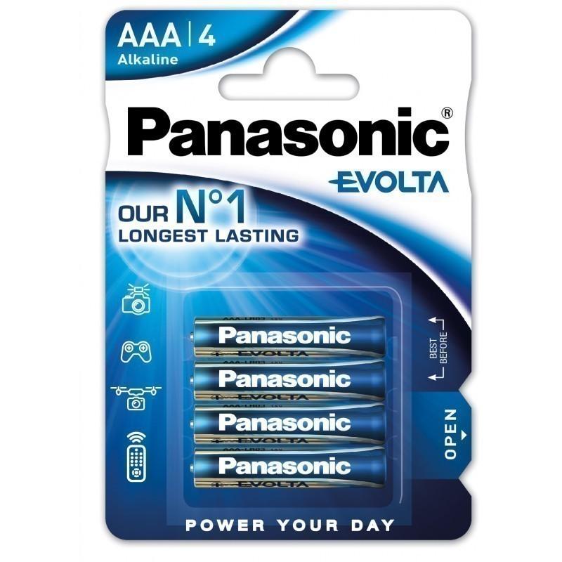 Panasonic patarei LR03EGE/4B