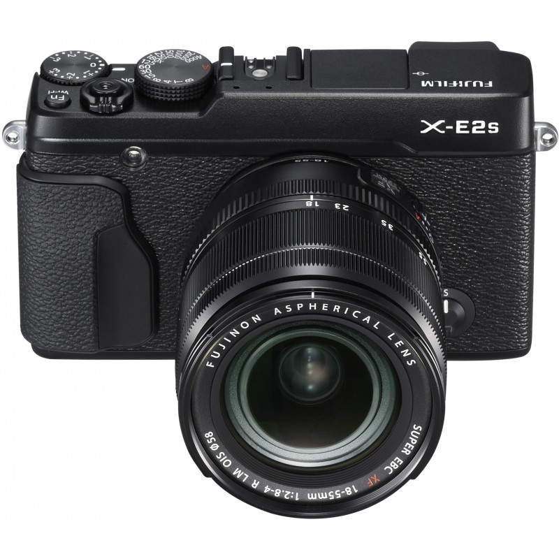 Fujifilm X-E2S + 18-55mm Kit, must