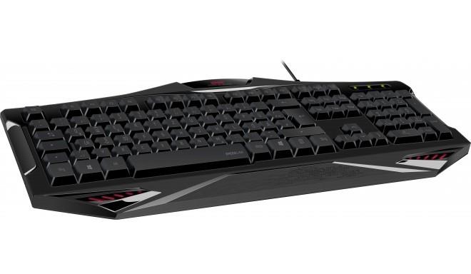 Speedlink klaviatuur Iovia Nordic (SL-670001-BK-NC)