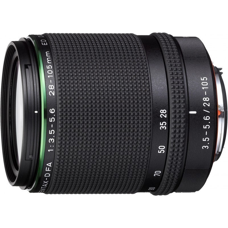 HD Pentax D-FA 28-105мм f/3.5-5.6 ED DC WR объектив